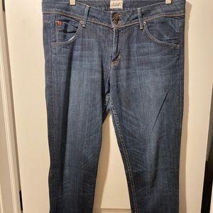 Hudson Jeans- Collin Skinny
